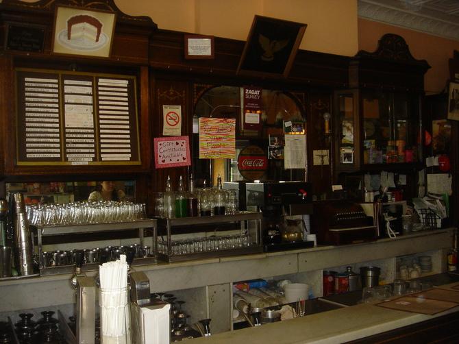 Eddie's Counter