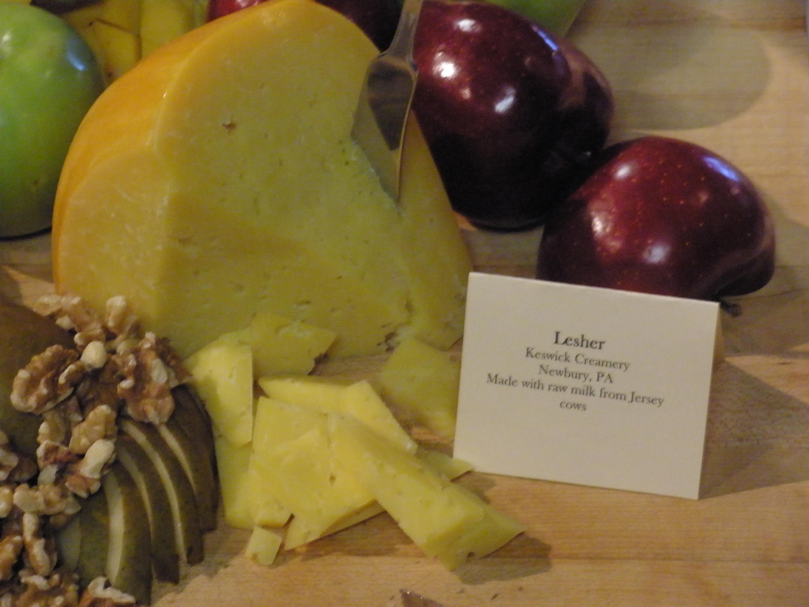 Lesher cheese