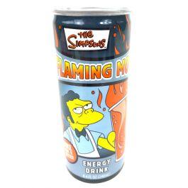 The Simpsons Flaming Moe Energy Drink