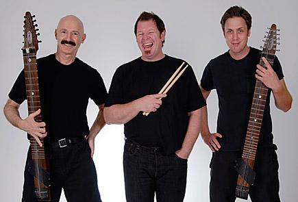Stick Men come to Scotland for Mundell Music