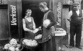 Los efectos de la hiperinflación alemana fueron devastadores.