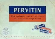 metanfetamina Pervitin