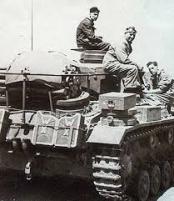 panzer con Wehrmachtskanister