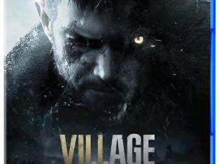 DIGITAL – RESIDENT EVIL VILLAGE PS4 & PS5