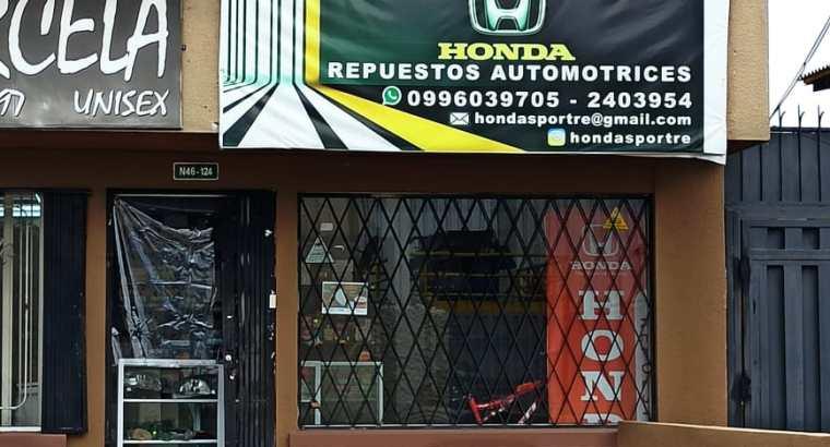 REPUESTOS AUTOMOTRICES HONDA SPORT