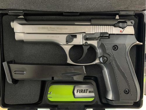 pistola traumática