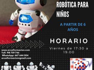 Curso de robótica educacional