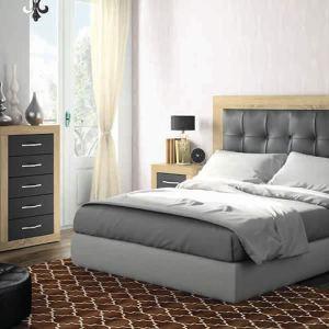 Dormitorio matrimonio. Económico