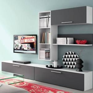 Salón moderno QUATRO 002
