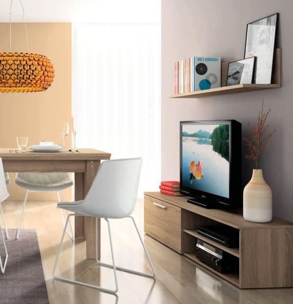 Salón moderno QUATRO 012