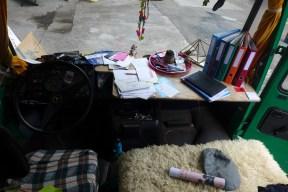 my first desk