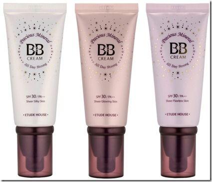 Etude House Mineral BB Cream
