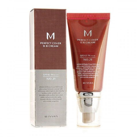 M Perfect Cover BB Cream SPF 42 PA++