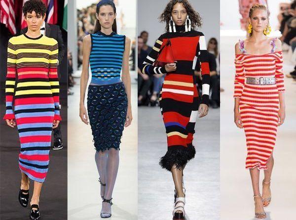 Rayas moda en 2017