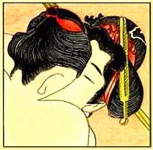 "Ilustração da capa do livro ""Svastika"", do escritor Jinichiro Tanizaki (Foto: Mundo-Nipo)"