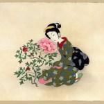 Lenda japonesa: Princesa Aya e o espírito da peônia