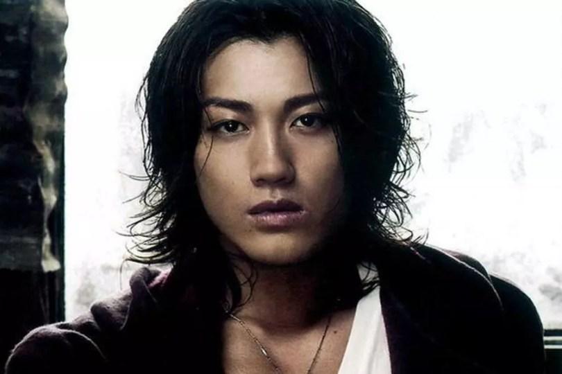 Jin Akanishi (Foto: Divulgação)