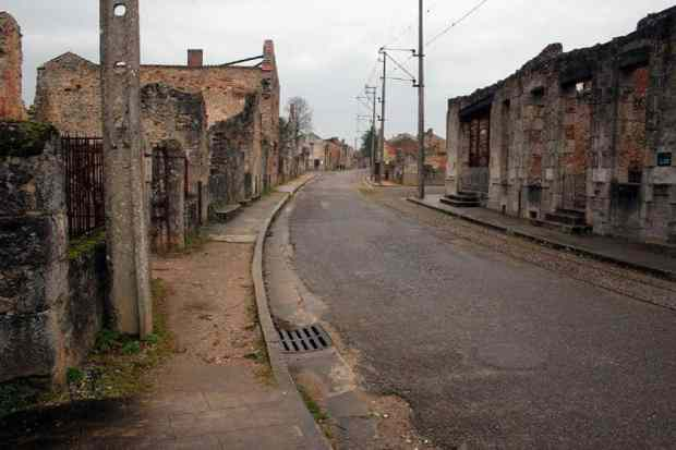 Oradour-sur-Glane (Foto: Curreyuk/Flickr)
