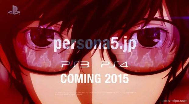 Jogo Persona5 (Imagem: Reprodução/Edição MN)