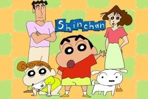 Crayon Shin-chan (Imagem: Reprodução/Montagem MN)