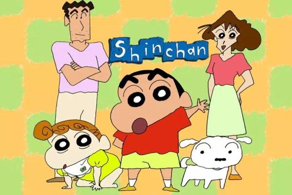 Crayon Shin-chan | Imagem: Reprodução/Montagem MN