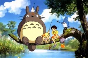 Meu amigo Totoro (Imagem: Divulgação)