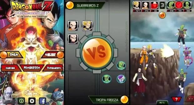Dragon Ball Z - O Renascimento de Freeza (Imagem: Reprodução/Edição MN)