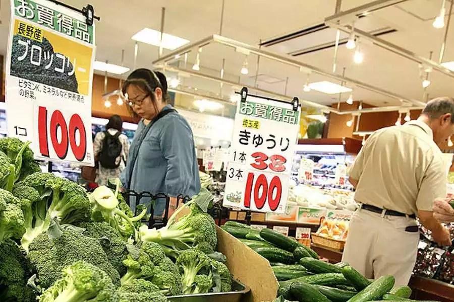 Mercado financeiro reduz estimativa de inflação deste ano