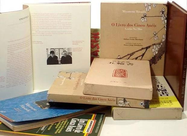 O Livro dos Cinco Anéis (Foto: Creative Commons)