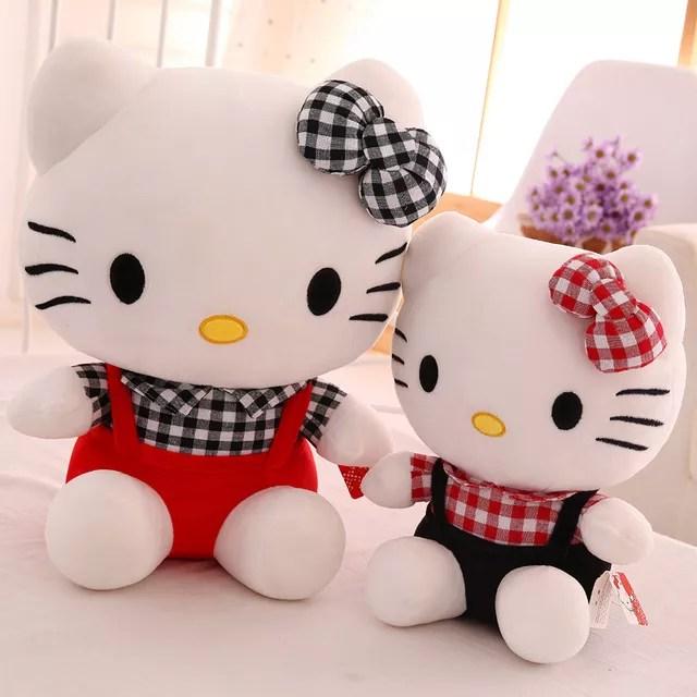 Bonecos Hello Kitty | Foto: AliExpress