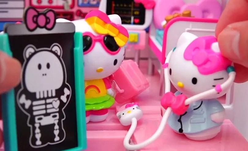 Produtos da Hello Kitty | Divulgação