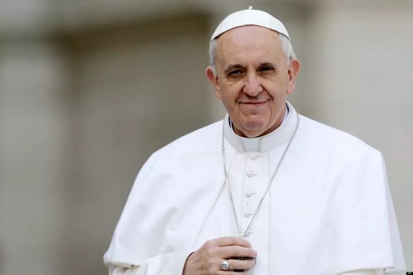 Papa Francisco | Foto: Reprodução / Andrew Medichini