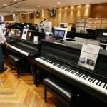 Vendas de instrumentos musicais batem recorde no Japão