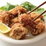 Receita de tatsuta-age: frango e peixe empanado com amido de batata