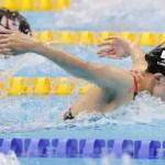 Natação: Yui Ohashi conquista ouro nos 400m medley