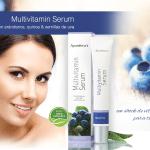 ¡Chau ojeras y bolsas! Nuevo Multivitamin Serum Ayurdeva's