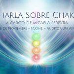 Charla de Introducción a los Chakras -A cargo de Micaela Pereyra