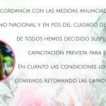 SUSPENDIDA – 19/03: Cosmética Vibracional y Bienestar – Karina Parada, Presidente de Ayurdeva's