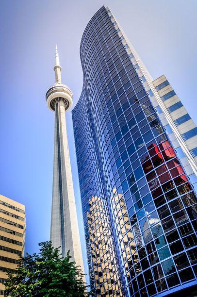 cn tower toronto 2