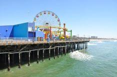 Playa STA MOnica LA