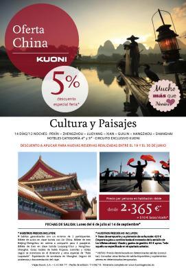 Oferta Feria China