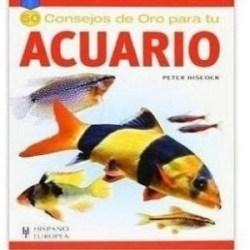 Libros de acuarios