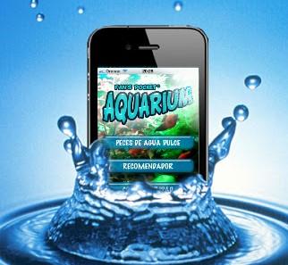 fans pocket aquarium