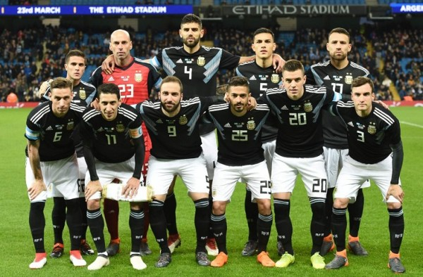 Five names reportedly confirmed for Argentina's World Cup ...