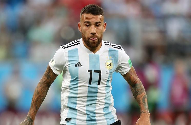 Nicolas Otamendi Argentina – Mundo Albiceleste