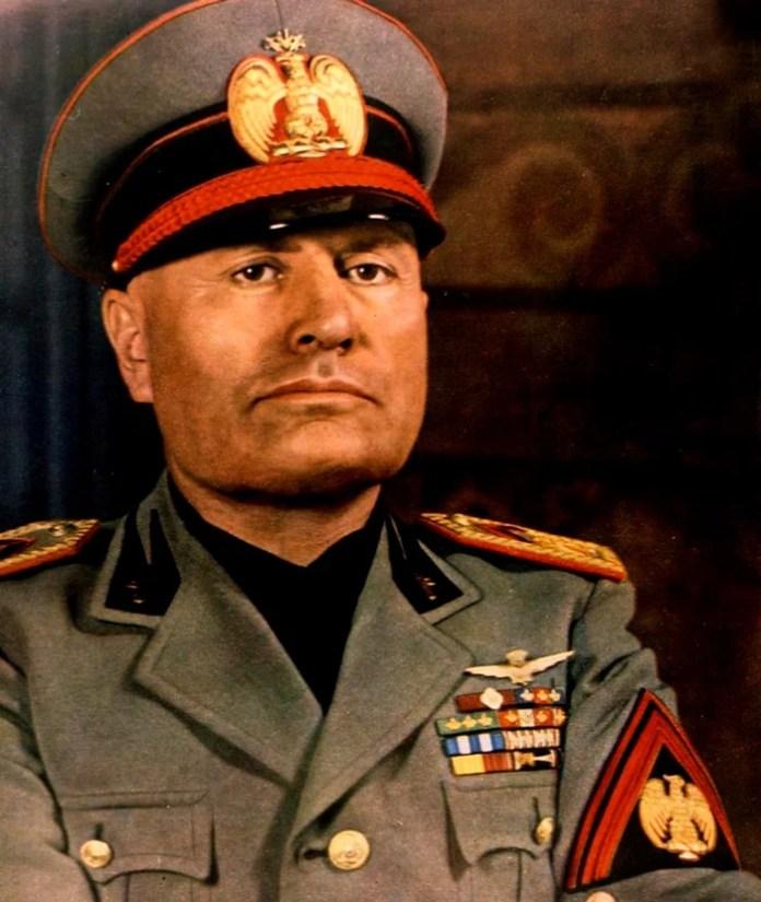 Resultado de imagen para Fotos de Benito Mussolini.