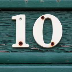 numero diez