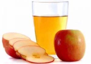 remedio vinagre sidra de manzana
