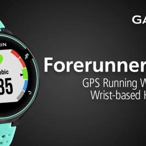 garmin forerunner 235, gps, reloj pulsometro,
