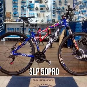 SLP 50 pro, bicicleta de aluminio